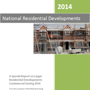 Residential Construction Developments report